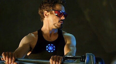 Tony Stark begins construction on a particle accelerator to synthesize a new element.