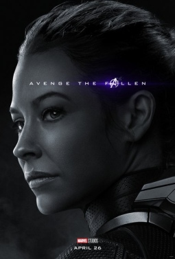 Janet van Dyne/The Wasp AVENGERS: ENDGAME Character Poster