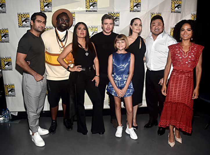 The Eternals at SDCC
